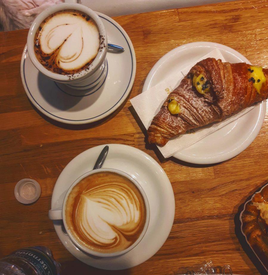 Coffee trip in Alessandria