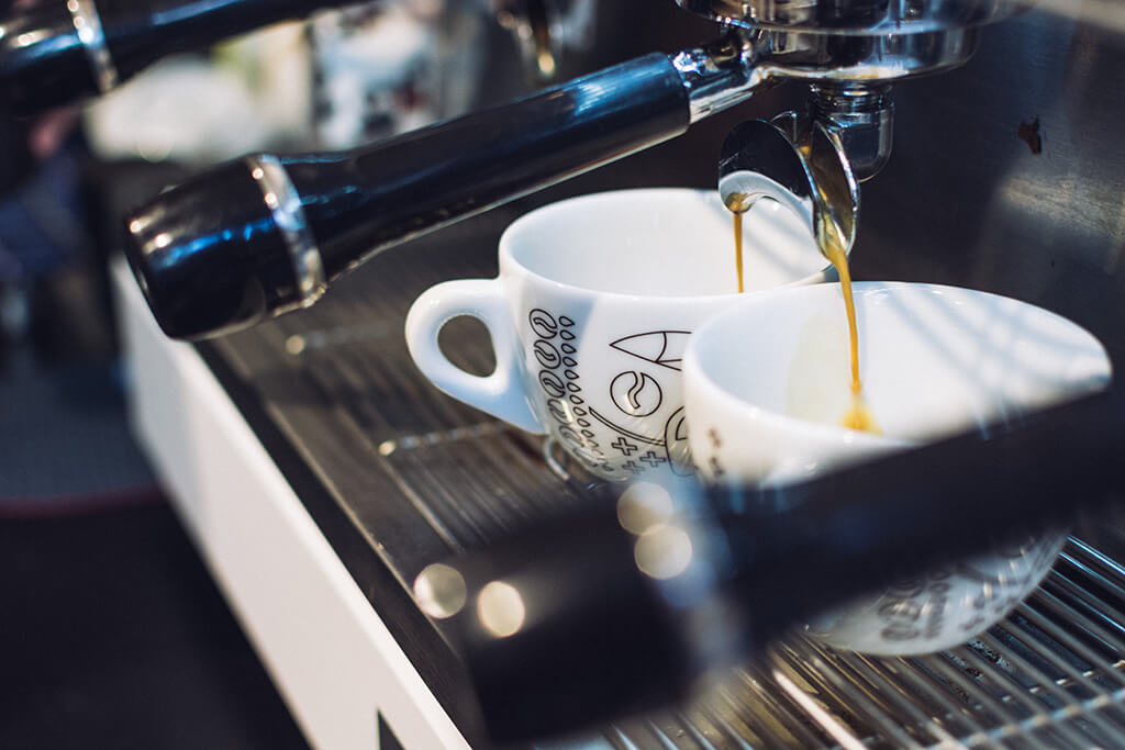 Let's talk about espresso