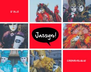 Festivalul de la Venetia cu Jassyrro si Paul Padurariu