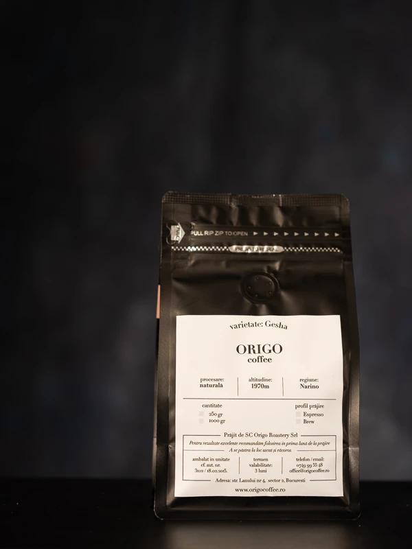 Colombia la Estrella Origo - Jassyro cafea de specialitate Iasi