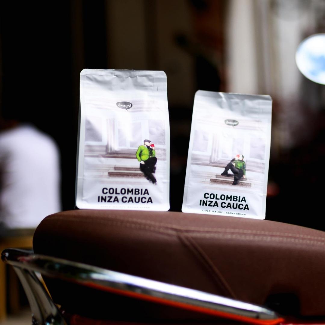 Colombia Inza Cauca - Jassyro Specialty Coffee - Cafea de specialitate prajita de Origo