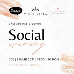 Jassyro Social Evening #5 - Villa Vinea