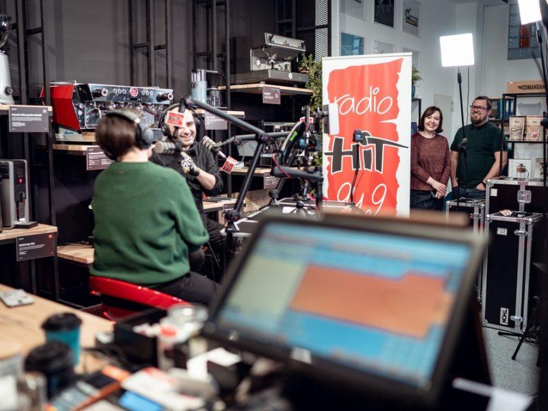 Cupping la Radio Hit - Jassyro, Teos, Hangariada, Andreea Marc